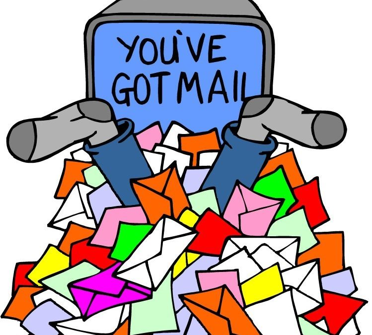 You've Got Mail….Lots of it!
