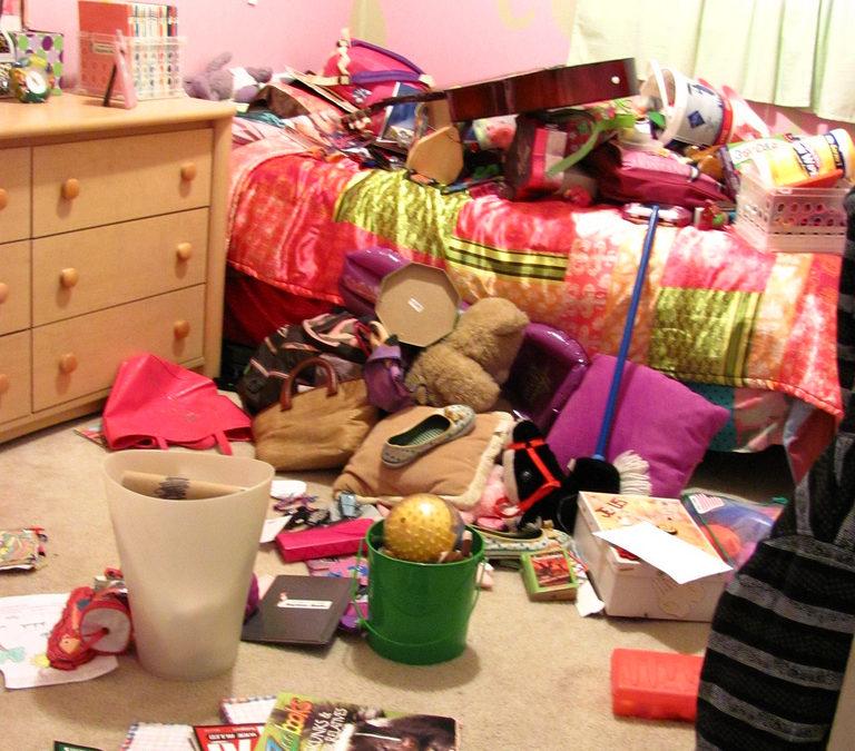 Organizing Homework