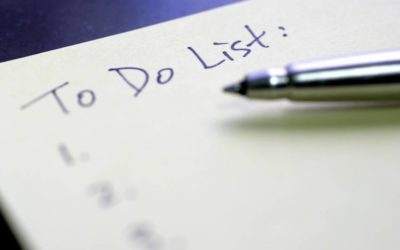 How your to-do list saves time