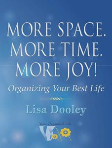 Author Talk on More Space. More Time. More Joy! @ Duxbury Free Library