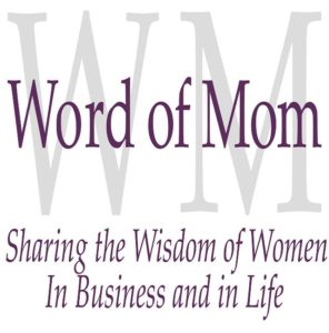Word of Mom logo