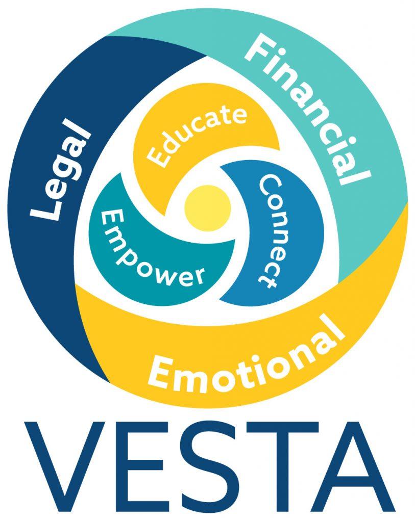 VESTA divorce logo