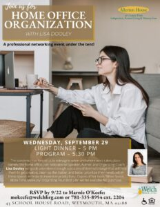 Home Office Organization Seminar @ Allerton House at Central Park