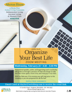 Organizer Your Best Life